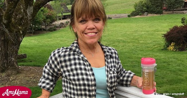 ´Little People, Big World´ matriarch Amy Roloff looks lovely in new pic with bae on motorcycle