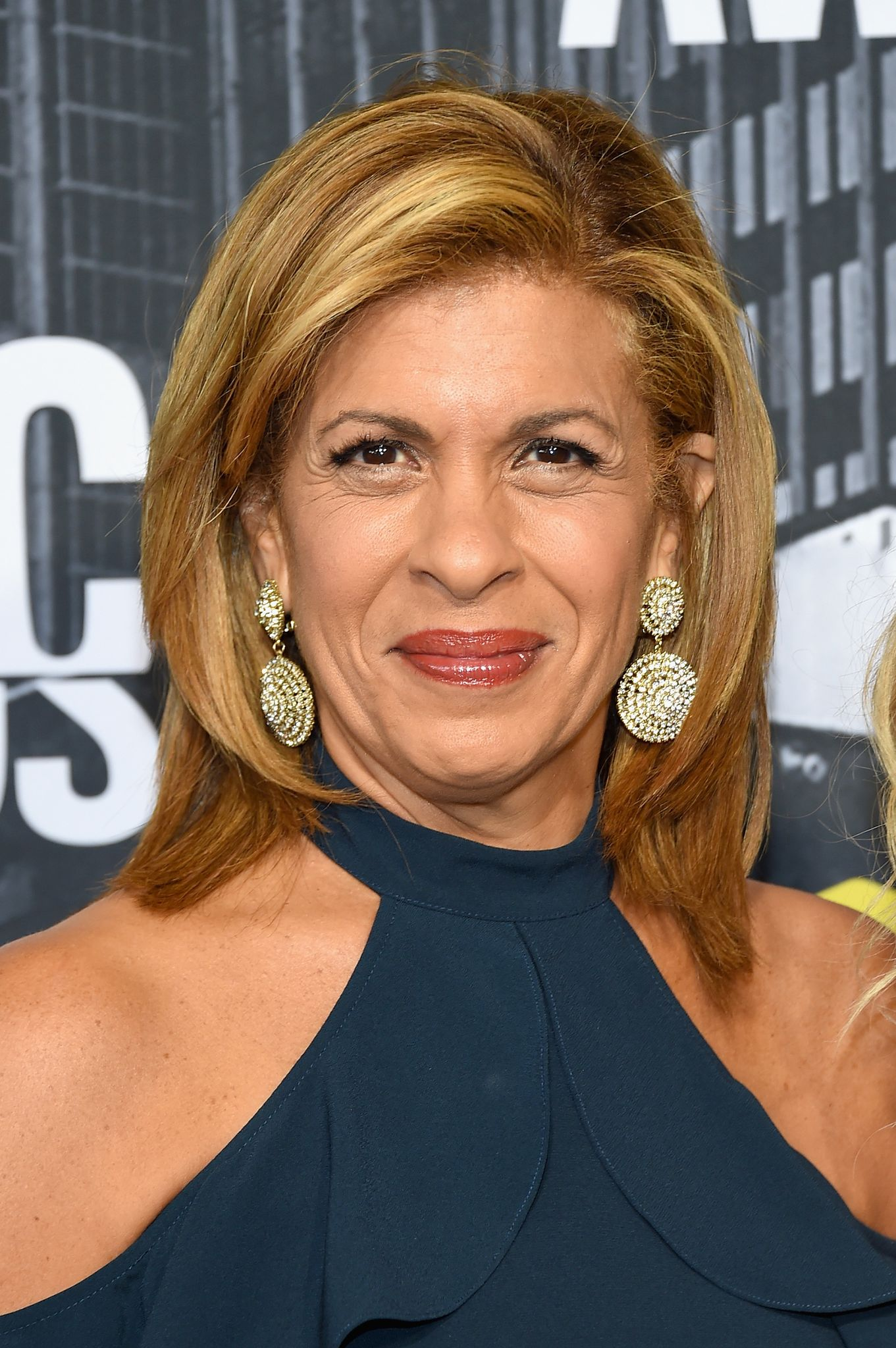 Hoda Kotb at the 2017 CMT Music Awards at the Music City Center on June 7, 2017 in Nashville, Tennessee. | Photo: Getty Images