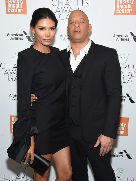 Paloma Jiménez and Vin Diesel at the on April 30, 2018 in New York City. | Photo: Getty Images