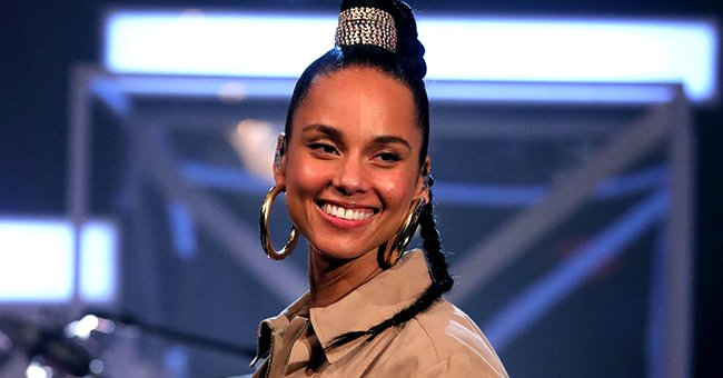 Alicia Keys Shares Adorable Snaps Hugging and Kissing Her Son Egypt – Check Them Out Here