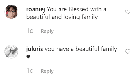 Fan comments left on Chris Meloni's post | Instagram; @chris_meloni