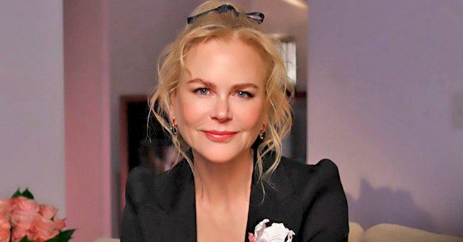 Fans Can't Stop Gushing over Nicole Kidman's Curly Red Hair in This Stunning Throwback Photo