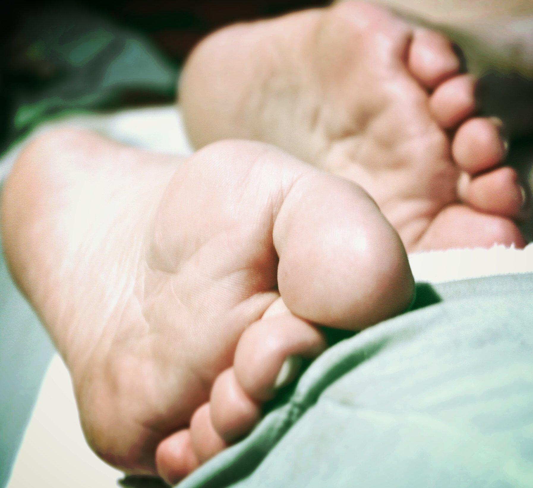 Pieds qui dorment. | Photo : Flickr