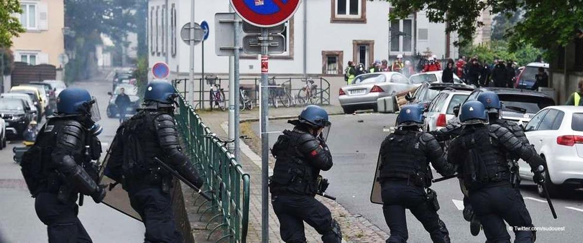 France : Un 1er mai apocalyptique plane sur Paris