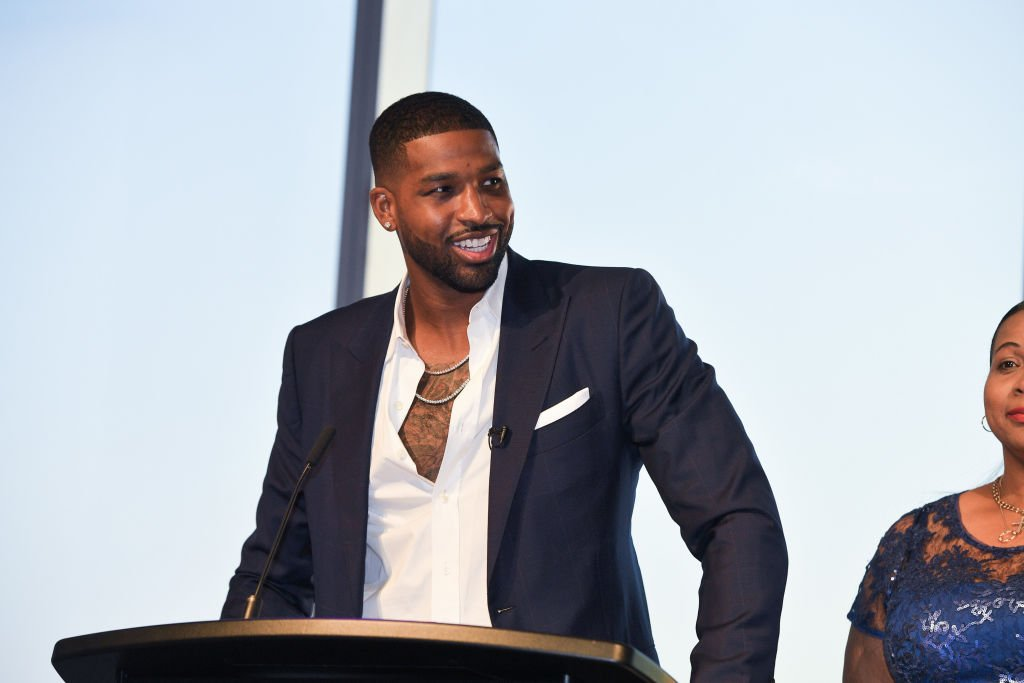 NBA Champion Tristan Thompson attends The Amari Thompson Soiree 2019 in support of Epilepsy Toronto held at The Globe and Mail Centre | Photo: Getty Images