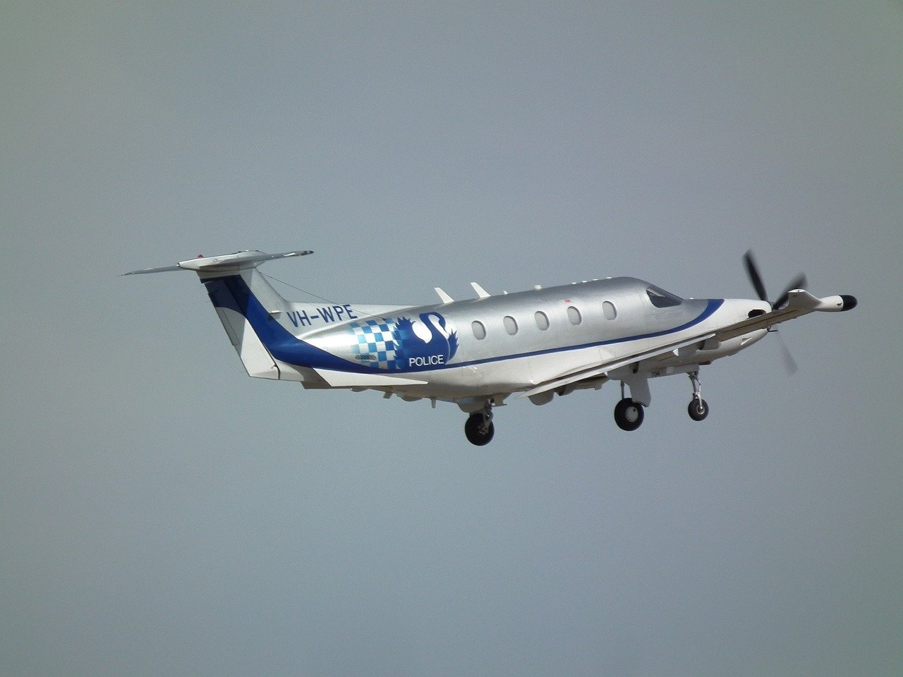 Un avion de type Pilatus PC-12. | Photo : Pixabay