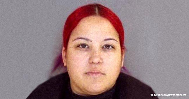"""Mutter verhaftet, nachdem sie Baby mit Wasser übergoss, weil es sie """"wachhielt"""""""