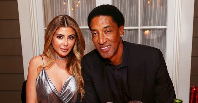 Scottie Pippen's Estranged Wife Larsa Celebrates Her 46th Birthday with Sweet Tributes from Her Kids