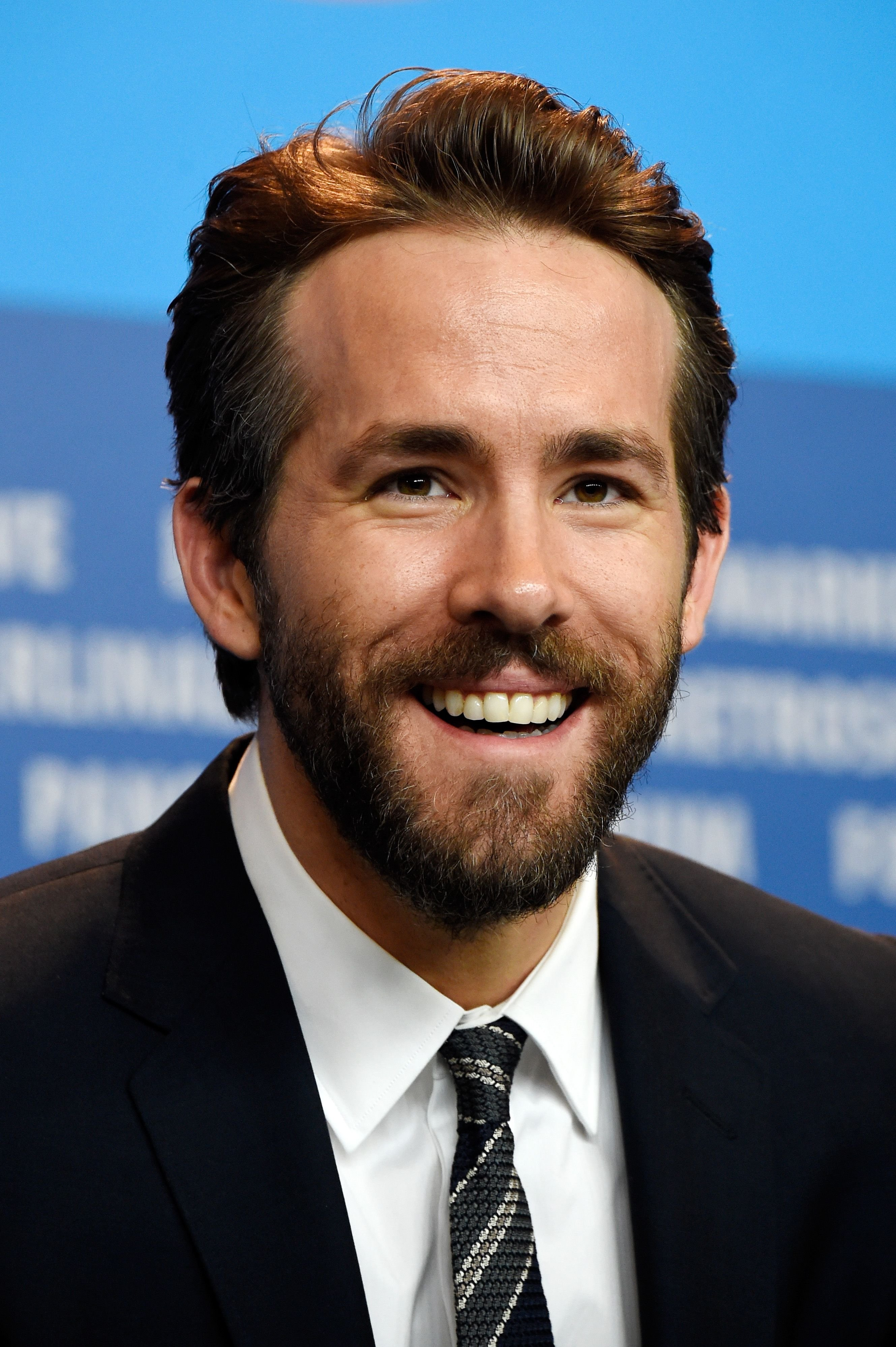 Ryan Reynolds at the 'Woman in Gold' press conference during the 65th Berlinale International Film Festival at Grand Hyatt Hotel on February 9, 2015 in Berlin, Germany | Photo: Getty Images