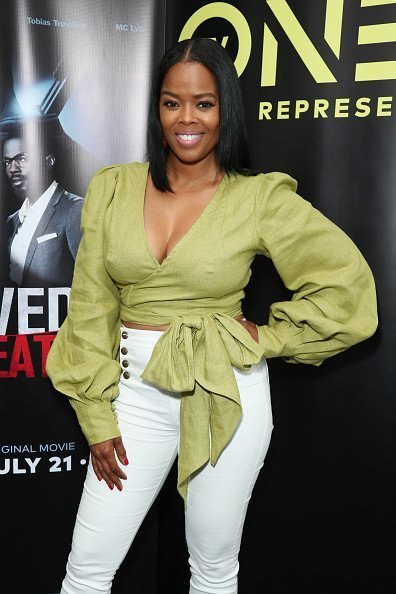 Malinda Williams attends LA Press Junket For TV One's A Month Of Love, Lies, And Murder at TV One on July 10, 2019 | Photo: Getty Images