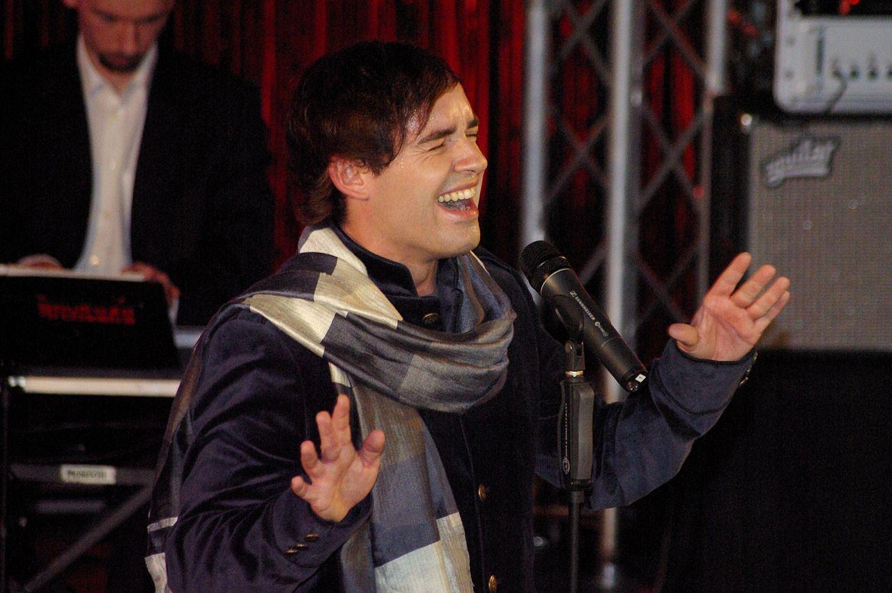 Daniel Küblböck, Aids-Gala, Wiesbaden, 2009 | Quelle: Wikimedia Commons