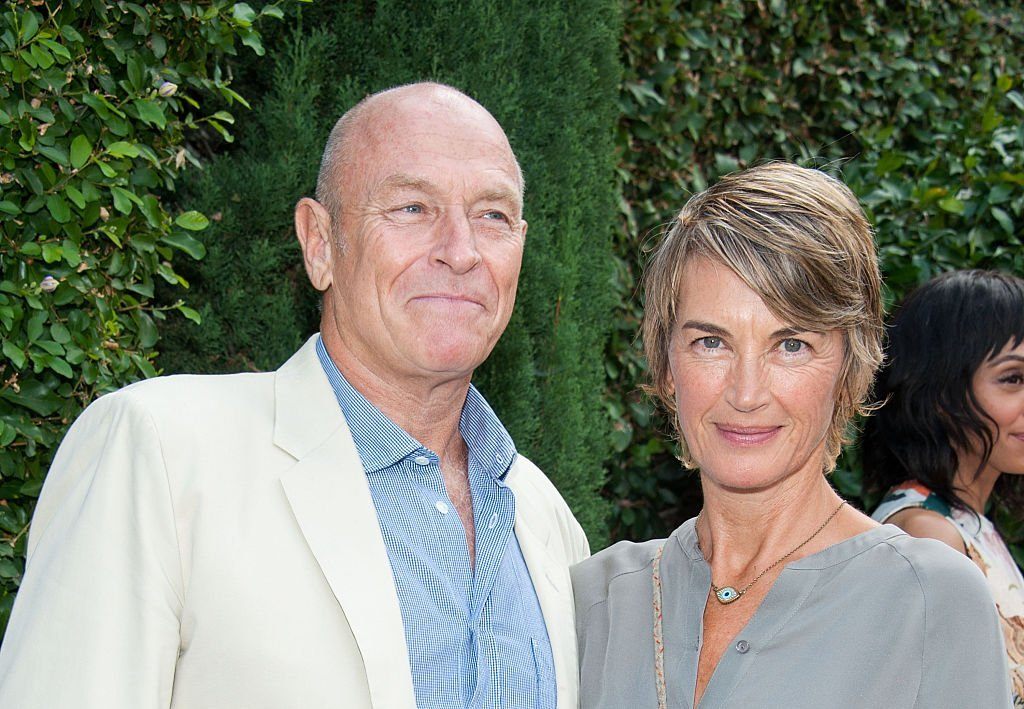 Corbin Bernsen and Amanda Pays at the Annual Brunchat Greenacres, on September 28, 2014 | Photo: GettyImages