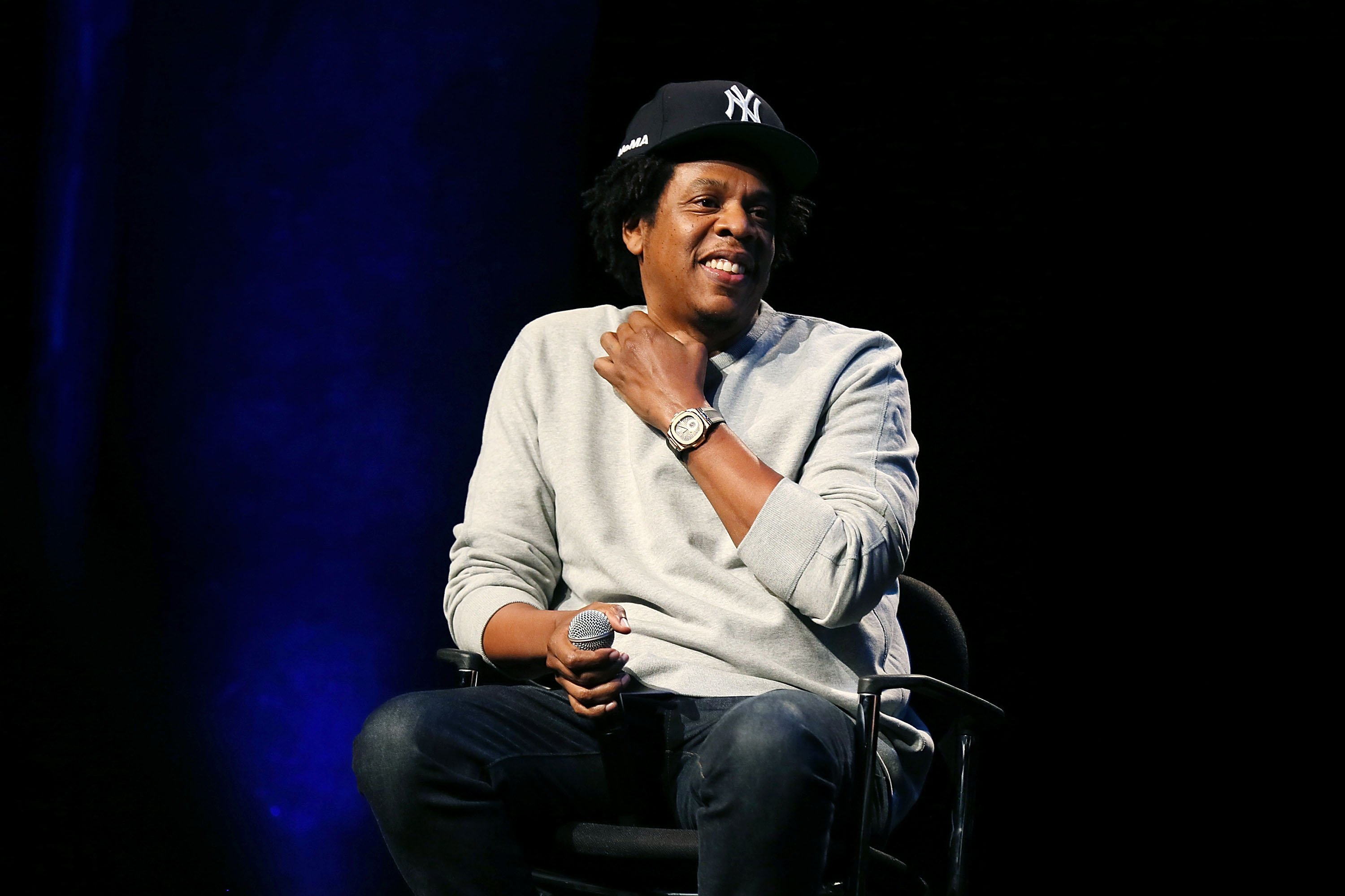Shawn Jay-Z Carter attends Criminal Justice Reform Organization Launch in New York City on January 23, 2019 | Photo: Getty Images