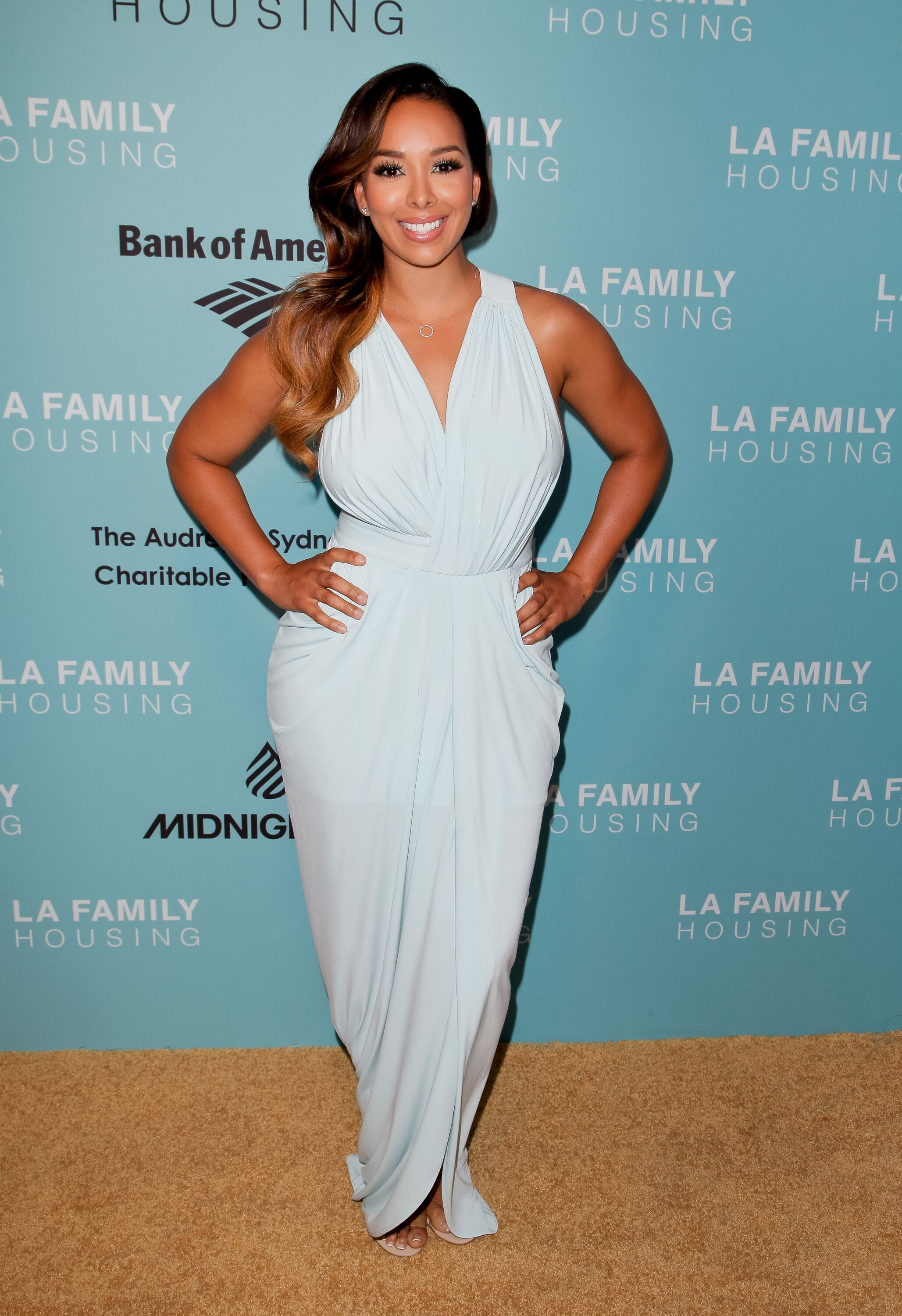 Gloria Govan attends the LA Family Housing 2017 Awards on April 27, 2017 in West Hollywood, California | Photo: Getty Images