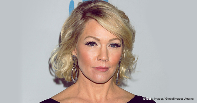 Jennie Garth Claps Back at Trolls Who Called Her Face 'Fake' in a Photo with Tori Spelling