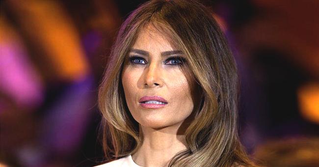 Melania Trump s'attire les foudres du public sur une photo hommage au 11 septembre