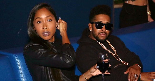 Apryl Jones Posts Cute Snap Of Her Daughter A'mei Smiling — Fans Say She Looks Like Dad Omarion