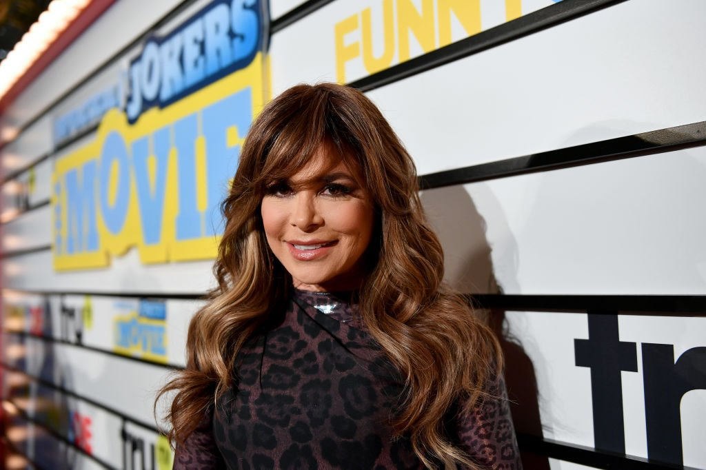 Paula Abdul attends the Impractical Jokers: The Movie Premiere Screening and Party on February 18, 2020 in New York City. | Photo: Getty Images