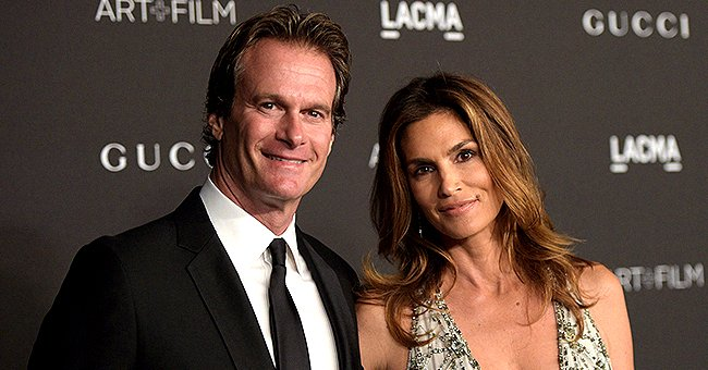 Cindy Crawford Shares Photo of Her First Date with Husband Rande Gerber