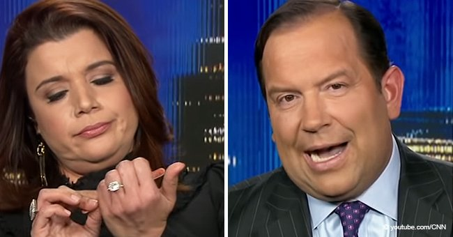 Outrage ensues after CNN contributor Ana Navarro was caught filing her nails during live discussion