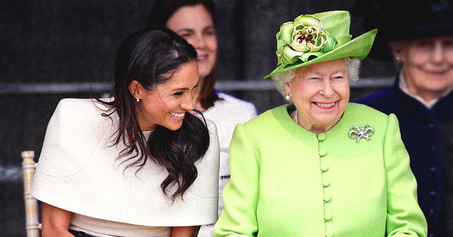 Here's When Meghan Markle Will Reportedly Be Seen in Public Again
