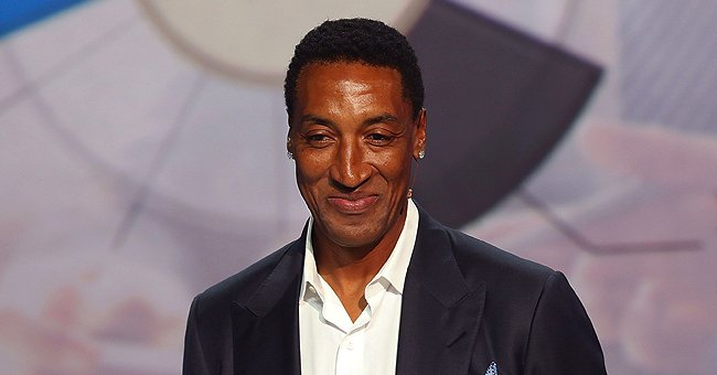 Scottie Pippen Shares New Photo of His Four Beautiful Kids in Celebration of Father's Day