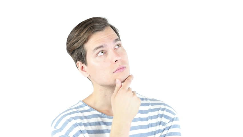 A man deep in thought | Photo: Shutterstock