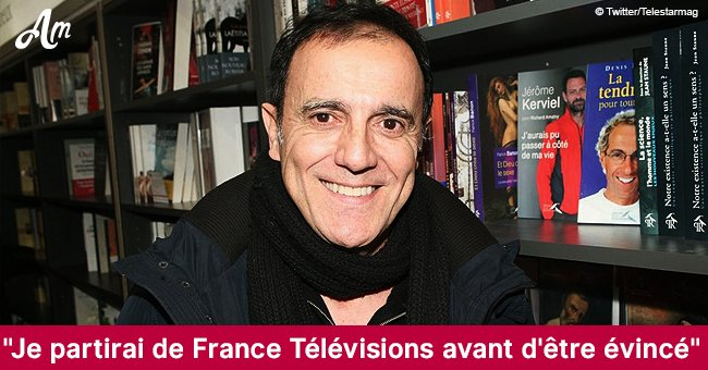 Thierry Beccaro, inquiet, évoque son possible départ de France Télévisions