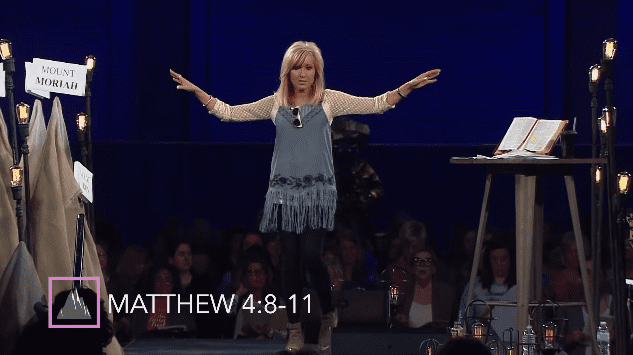 Beth Moore | Photo: YouTube/Living Proof Ministries with Beth Moore