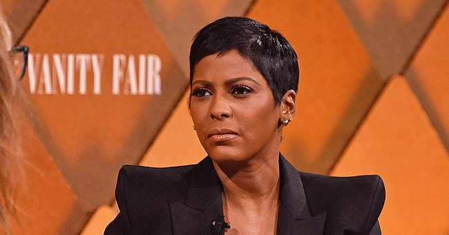 TMZ: Mom Sues Tamron Hall for $16M and Accuses Her of Comparing Her Son to a 'Leper' on Her Show