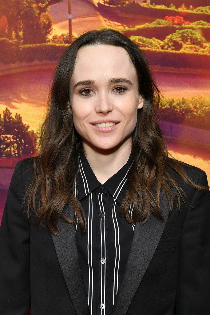 """Ellen Page (now Elliot Page) attends the """"Tales of the City"""" New York premiere at The Metrograph on June 03, 2019 in New York City. 