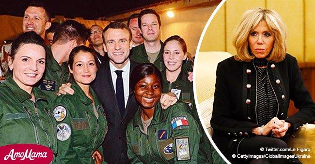Voici la raison pour laquelle Emmanuel Macron fêtera Noël sans son épouse Brigitte