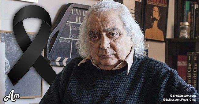 Famoso director de cine español Jordi Grau muere a los 88 años