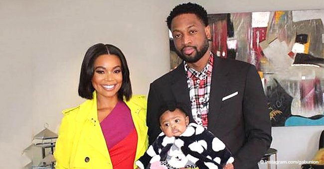 Gabrielle Union & Dwyane Wade Trademark 'Kaavia James' & 'Shady Baby' for Future Business Ventures