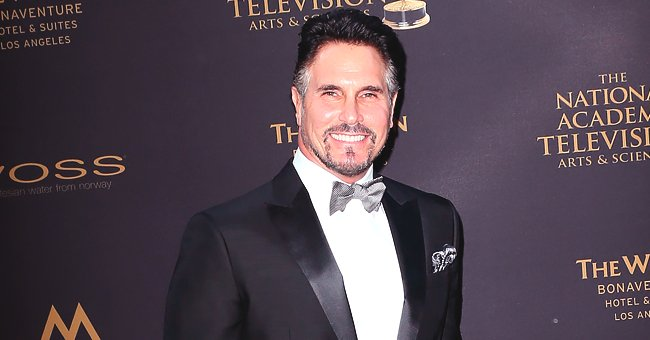 Don Diamont from 'The Young and The Restless' Shares Sweet Family Pics with Wife & 7 Sons on Thanksgiving