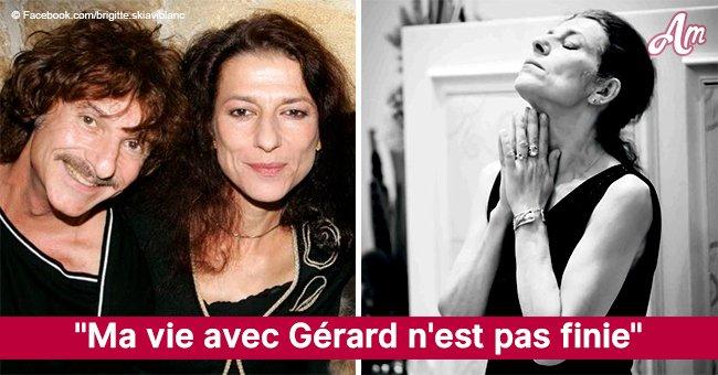 Gérard Blanc est mort il y a 10 ans : sa veuve Brigitte refuse toujours de digérer sa mort
