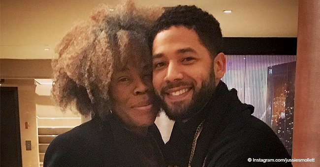 Jussie Smollett melts hearts with his look-alike mom after fulfilling a 16-year-old promise