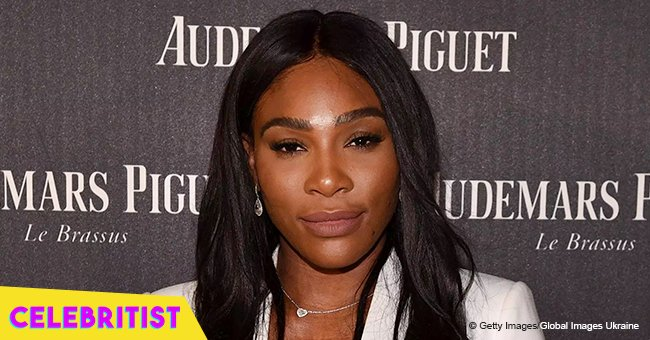 Serena Williams gets emotional after revealing decision to stop breastfeeding daughter Olympia