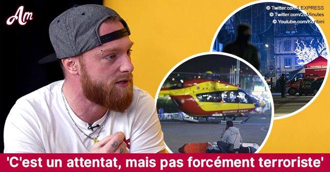 """Gilets jaunes: """"Fly Rider"""" doute du caractère terroriste des attentats de Nice et de Strasbourg"""