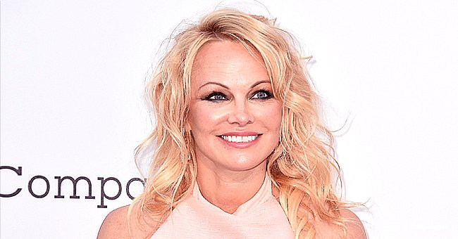 People: Pamela Anderson Was on Ayurvedic Cleanse in India before 12-Day Marriage to Jon Peters