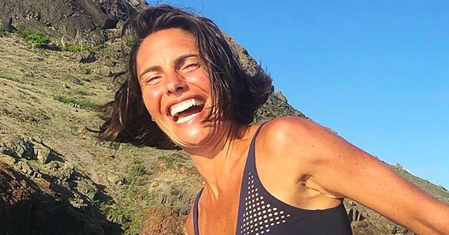 Alessandra Sublet dévoile une photo d'elle en maillot de bain