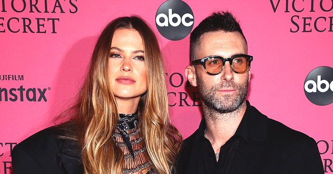 Adam Levine's Wife Behati Prinsloo Celebrates Their 5 Years of Marriage with Colorful Photos