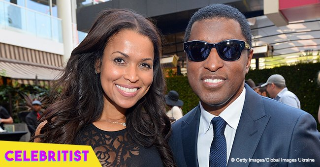 Tracey Edmonds shared photos of her and ex Babyface's sons who are all grown-up