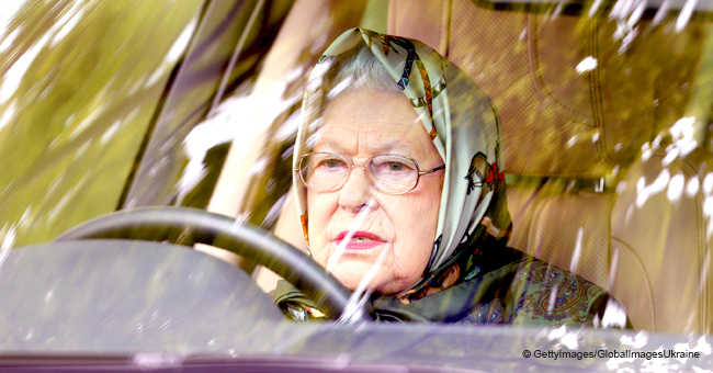 Queen Reportedly Gives up Driving on Public Roads Following Prince Philip's Car Crash