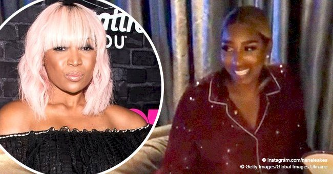 NeNe Leakes almost burns her wig while enjoying surprise ahead of her 51st birthday
