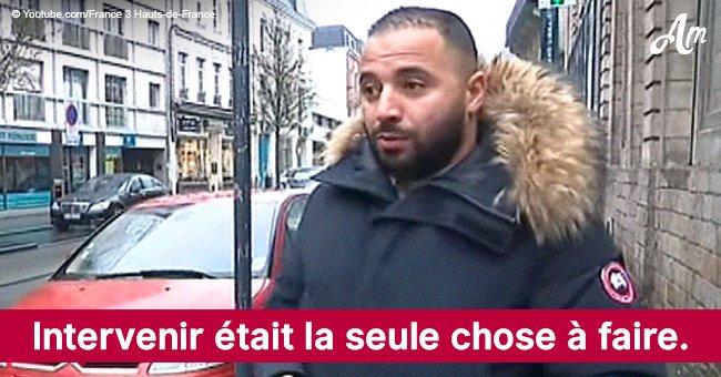 Cet homme devient le nouveau héros d'Arras : il sauve une femme dans les dernières secondes du suicide
