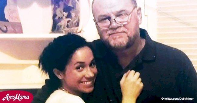 Meghan Markle estaría ignorando a su padre desde la boda