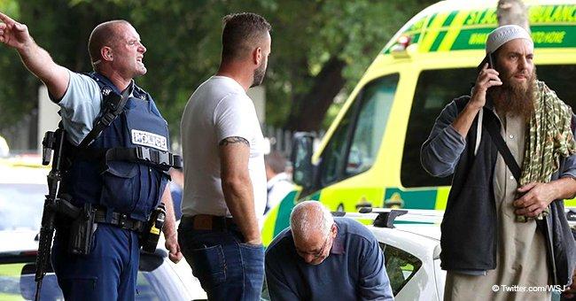 Attaque contre des mosquées à Christchurch, 49 morts : les photos de la ville assiégée