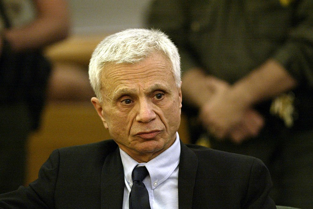 Robert Blake after being acquitted during his murder trial for the death of his wife Bonny Lee Bakley in Los Angeles Wednesday, March 16, 2005 | Photo: GettyImages