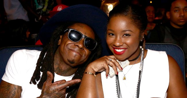 Lil Wayne's Daughter Reginae Carter Talks about Struggles of Growing up with Famous Parents & Shares Advice from Dad